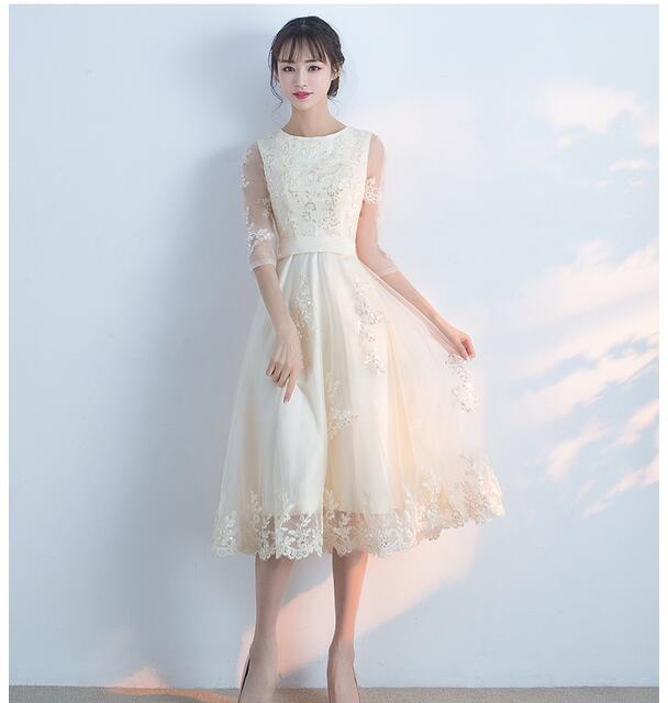 ウェディングドレス 二次会 ドレス花嫁 姫系トレ...