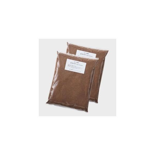 カエル交換用エコパワーチップ8W 8L×2袋 | エコクリーン 生ゴミ 生ごみ 処理 送料無料