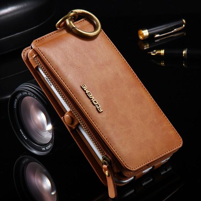 財布型携帯ケース 切り離して使用可能 お財布 カ...