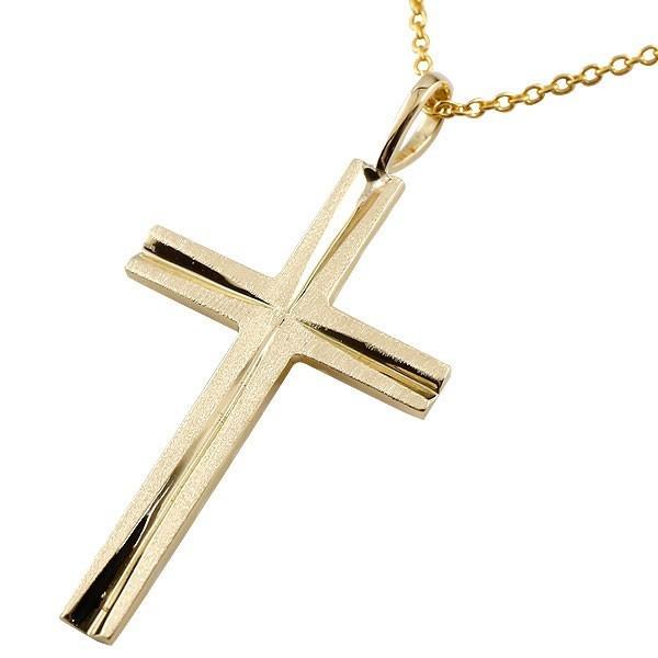 ネックレス メンズ クロス ペンダント 十字架 イ...