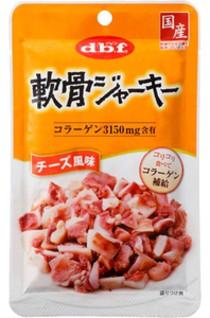 【デビフペット】軟骨ジャーキー チーズ風味 4...