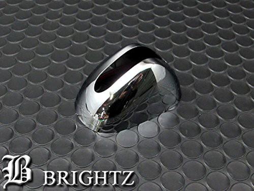 BRIGHTZ スペーシアカスタム MK53S メッキアンテ...