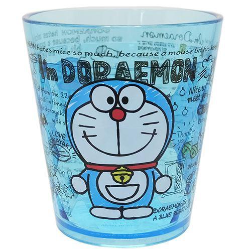 ◆ドラえもん クリアカップ/I'm Doraemon(贈り...