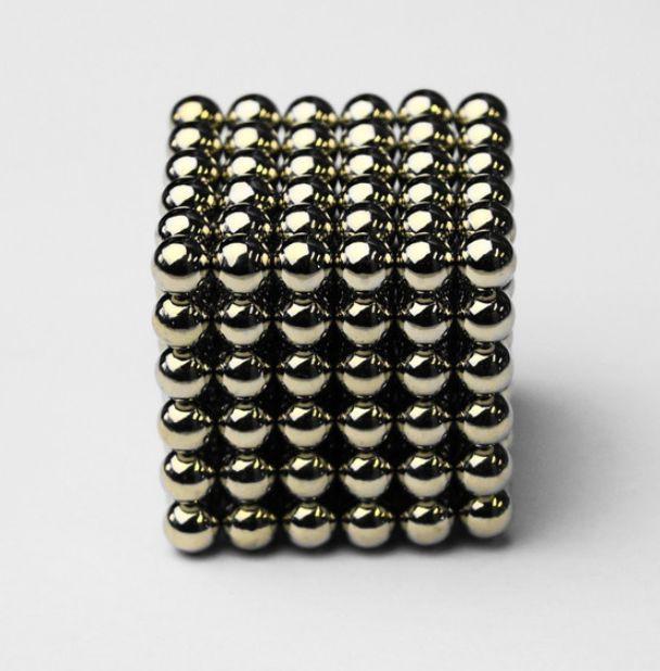 マグネットボール/立体パズル ネオジウム 磁石 5m...