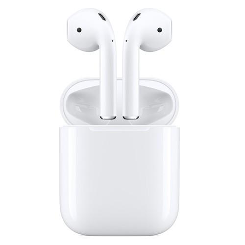 【送料無料】【新品・未使用】Apple アップル正規品  AirPods MMEF2J/A イヤホン ワイヤレス ヘッドフォン