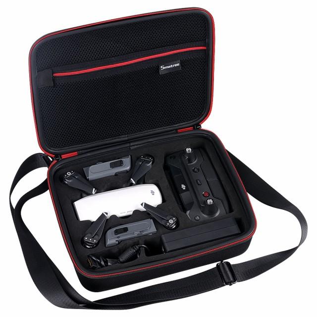 Smatree D400 DJI Spark Drone用収納ケース【クリ...
