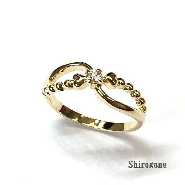 《日本製・オーダーメイド》ニッケルフリー 指輪...