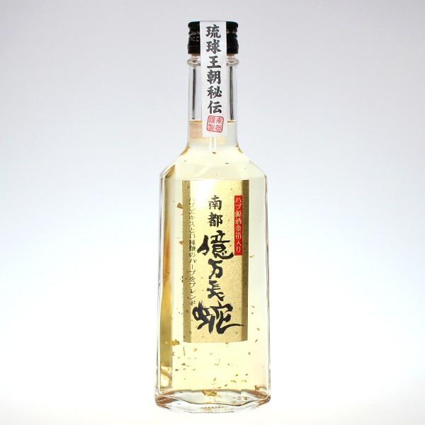 南都酒造所 ハブ酒 億万長蛇 金箔入り 35度 310ml...