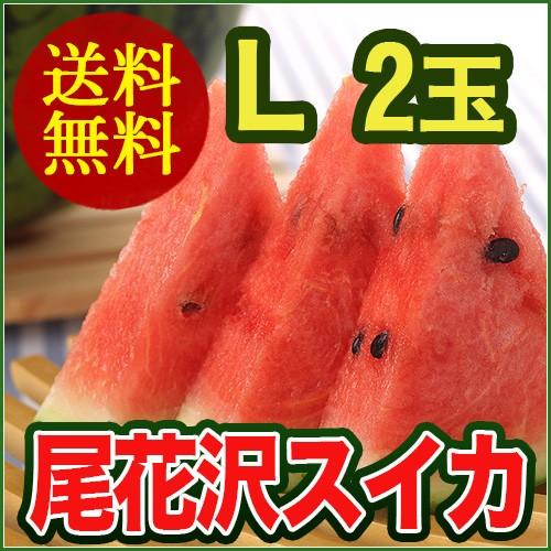 【訳あり】 山形県産 尾花沢 すいか Lサイズ (6...