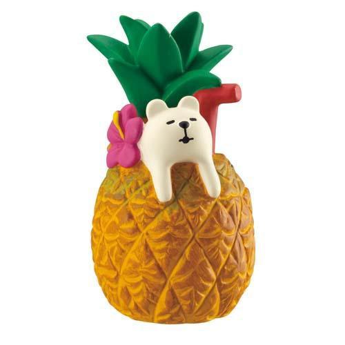 concombre アイスしろくま パイナップルジュース...