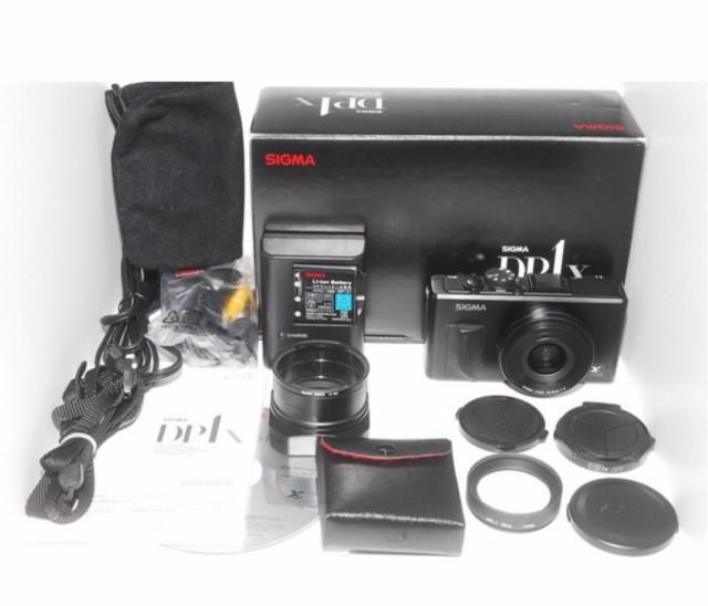 シグマ DP1x デジタルカメラ / AML-1付き/ コンパ...