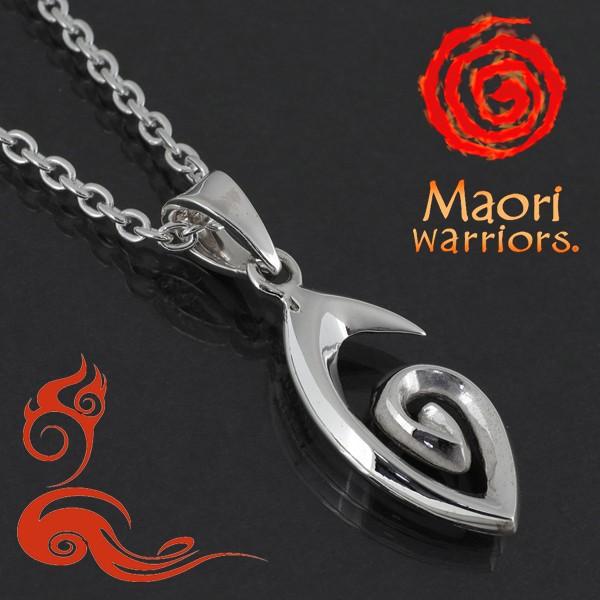 【Maori warriors】コル シルバー ペンダントトッ...