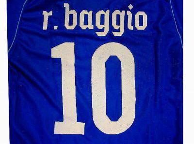 大人用 A015 17 イタリア R.BAGGIO*10 ロベルトバ...