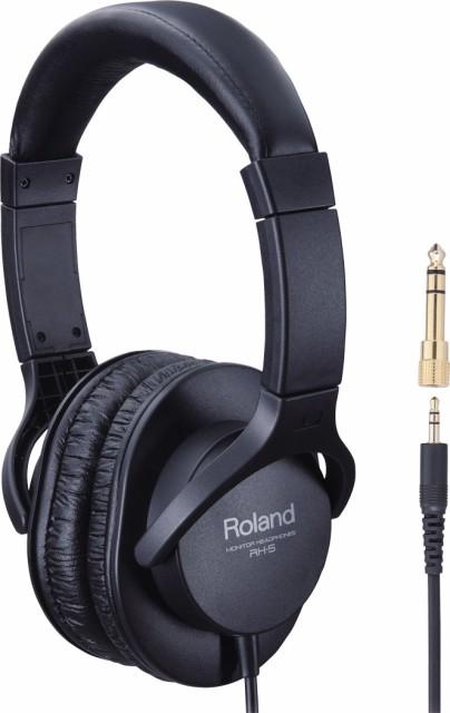 Roland/モニター・ヘッドホン RH-5【ローランド】...