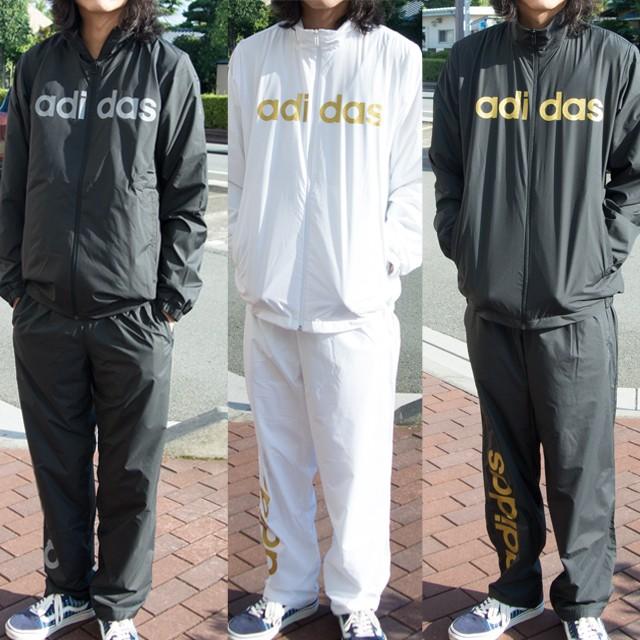 adidas(アディダス) メンズ BIGリニアロ...