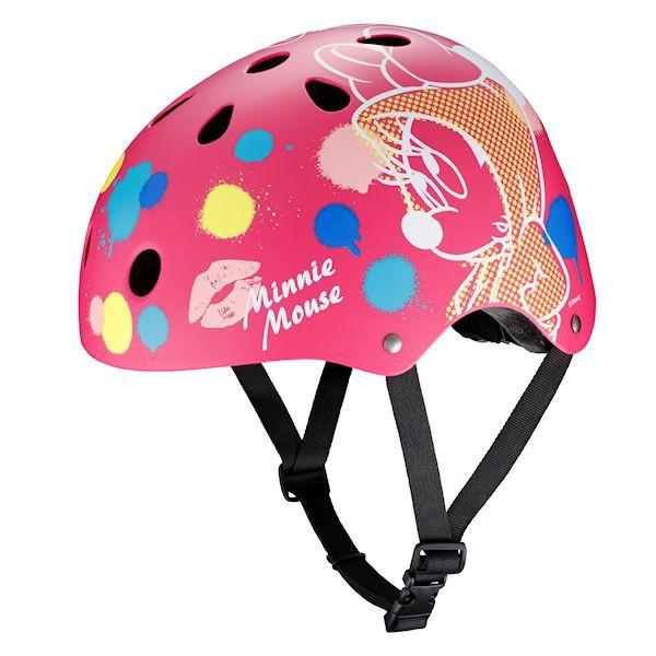 【送料無料】ストリートヘルメット ミニーマウス...