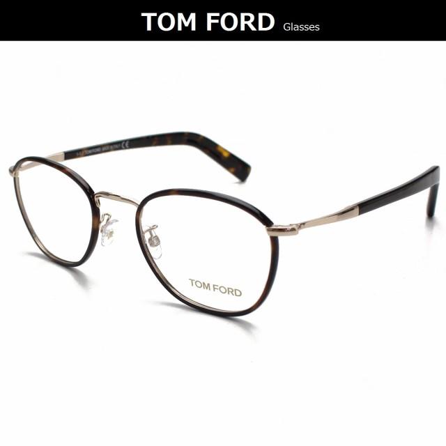 トムフォード TOM FORD メガネ 眼鏡 ボストン TF5...