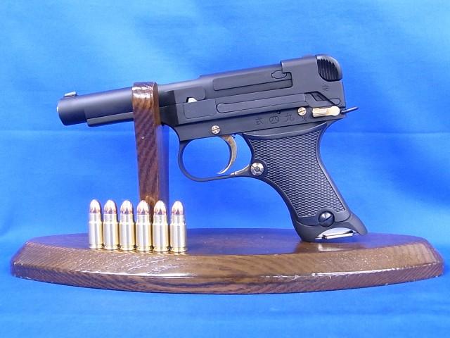 モデルガン タナカ 九四式自動拳銃 前期型 HW...