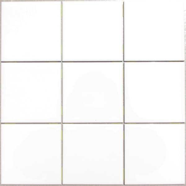 100角 陶器質 内装壁 白色ブライト シート貼