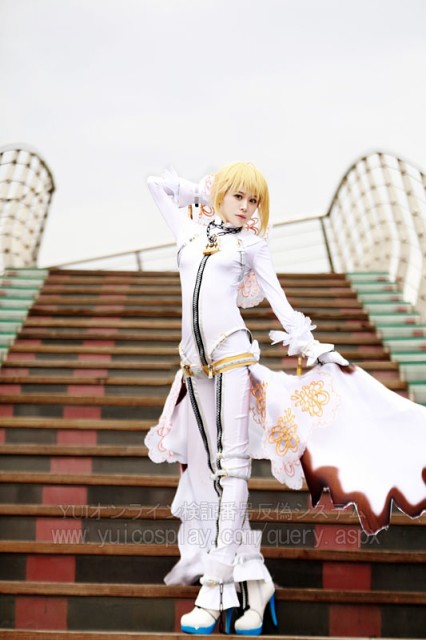 Fate/zero  Fate/EXTRA CCC セイバー(Saber)風...