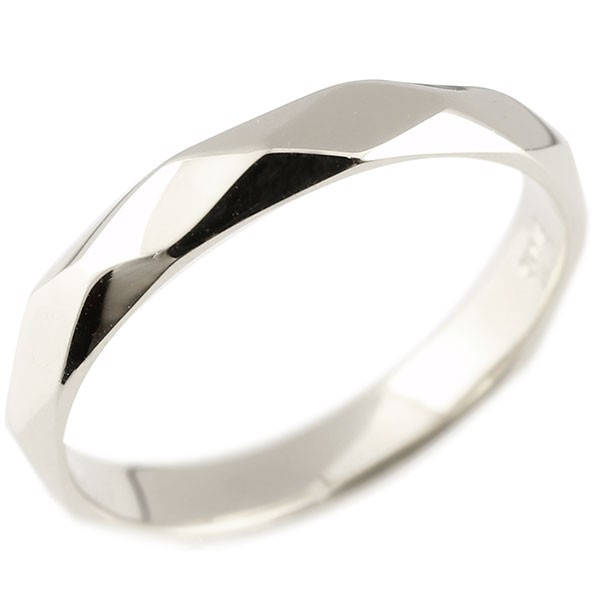 指輪 エンゲージリング シルバー ダイヤ柄 リング...