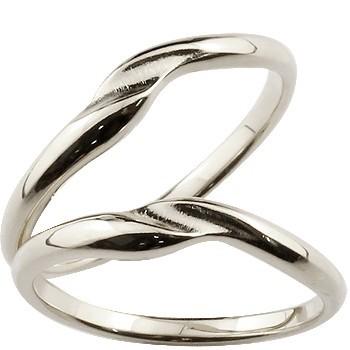 ペアリング シルバーリング 結婚指輪 マリッジリ...