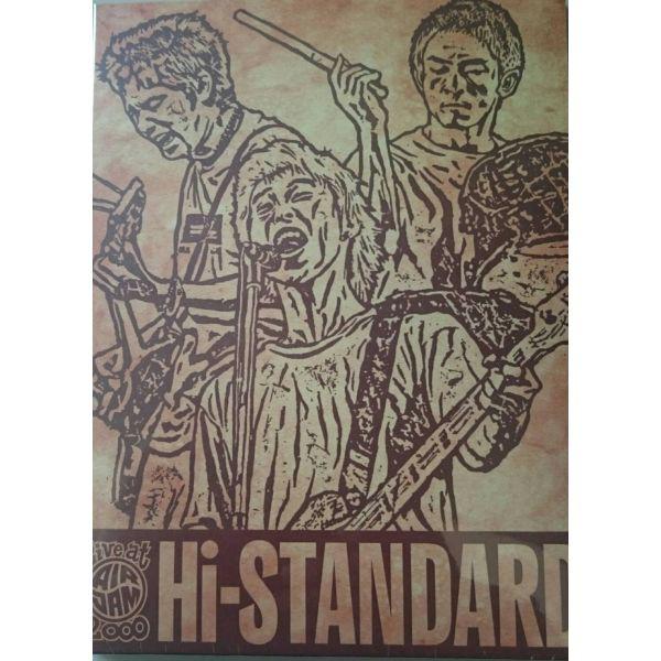 Hi-STANDARD Live at AIR JAM 2000 DVD ハイスタ...
