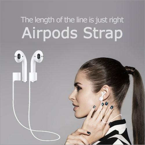 ゆうパケット無料! Airpods Strap ネックストラッ...
