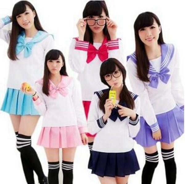 セーラー服 卒業式 スーツ 半袖/長袖 学生服コ...