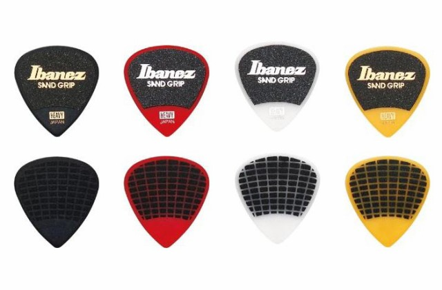 Ibanez/ピック New Sand Grip Picks GRIP WIZARD ...