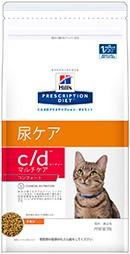 ヒルズ  猫用 c/d マルチケアコンフォート 4kg...