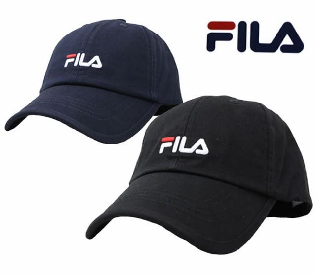 フィラ FILA ベーシックコットンツイルキャップ ...