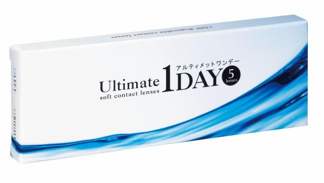 【送料無料】アルティメットワンデー 1箱30枚...
