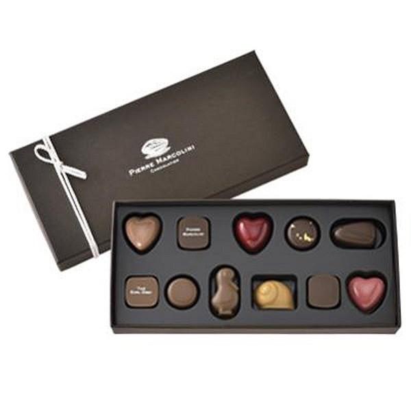 ピエールマルコリーニ チョコレート レ バレンタイン セレクション バレンタイン ホワイトデー (11個入)