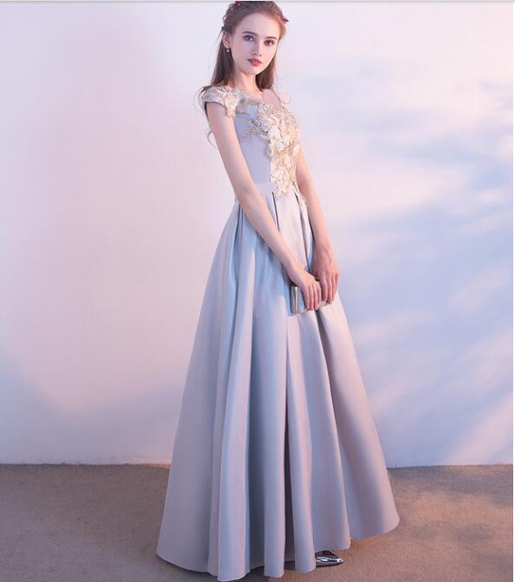 刺繍 演奏会 結婚式ロングドレス  ドレス ウェデ...