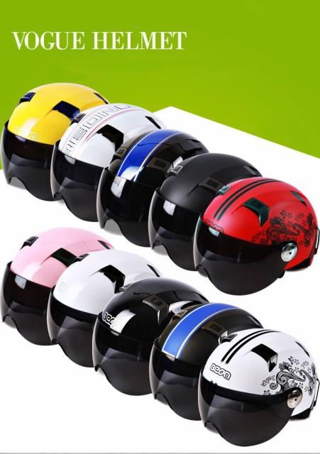 激安 バイクヘルメット 半帽 BEONB102 インナーサ...