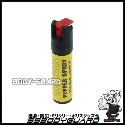 強力(エリミネーター)催涙スプレー3/4オンス 米...