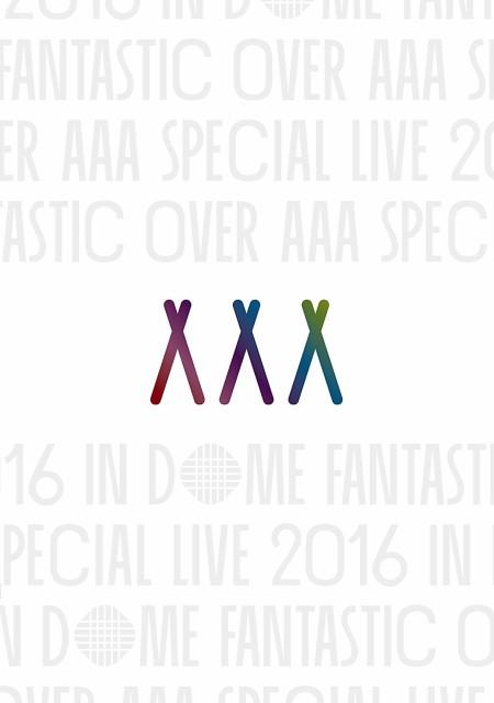 1809 新品送料無料 AAA Special Live 2016 in Dom...