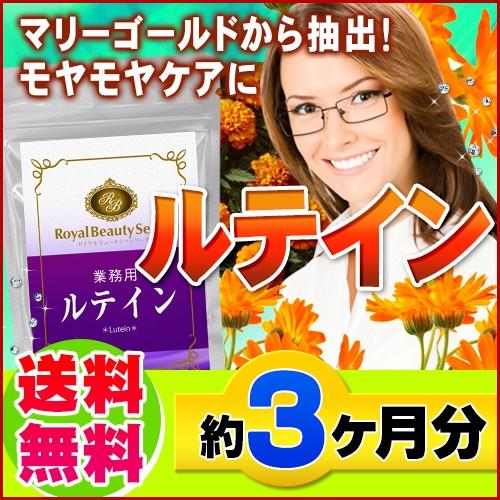 【業務用 ルテイン 270粒】[メール便対応商品] ...