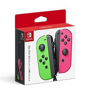 【即日出荷】Nintendo Switch Joy-Con(L)ネオング...