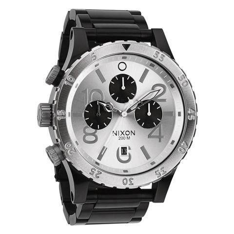 ニクソン NIXON 腕時計 48-20 A486180 シルバ...