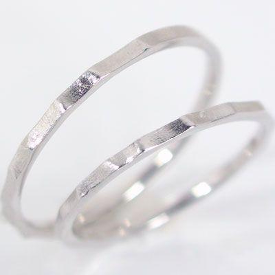 プラチナ 結婚指輪 マリッジリング ペアリング 2...