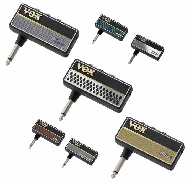 VOX/ヘッドホン・ギター・アンプ amPlug2【AC30,C...
