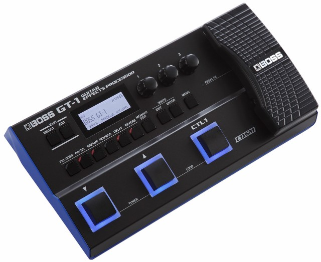 BOSS/Guitar Effects Processor GT-1 マルチ・エ...