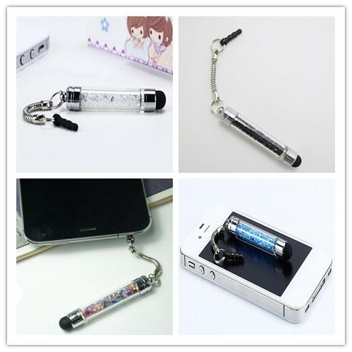 キラキラ タッチペン iPhone6 iPhone5S タッチペ...