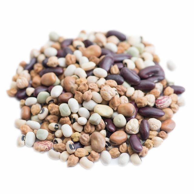 送料無料 ミックスビーンズ 1kg 乾燥豆 ,業務用...
