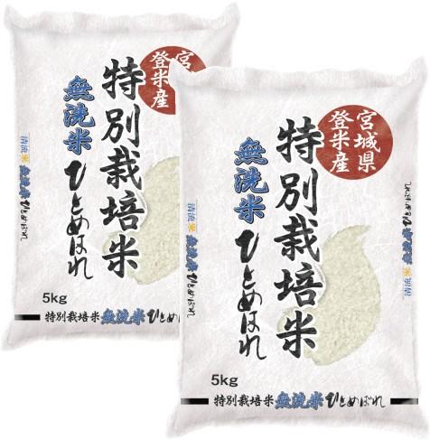 タイムセール 新米29年産 【送料無料】宮城県登米...