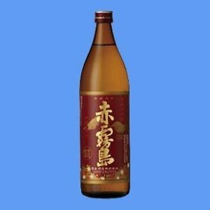 霧島酒造 赤霧島 25° 900ml 【2018年春出荷分 新...