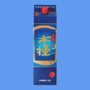 宮崎芋 雲海酒造 雲海酒造 木挽 BLUEパック 20°...