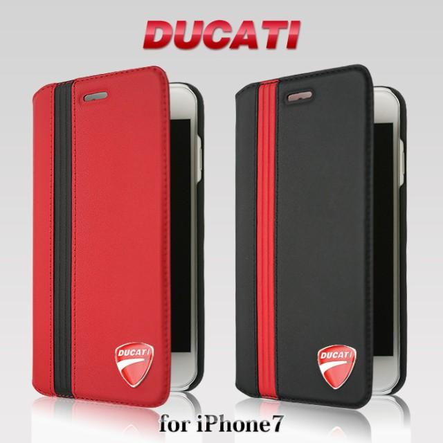 ポイント10%還元 DUCATI 公式ライセンス iPhone7...